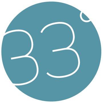 Logo Agence 33 degrés