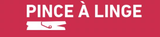Logo Pince à linge